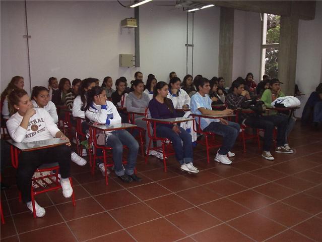 Foto Visita UNQ Porro