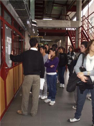Visita escuela UNQ 3
